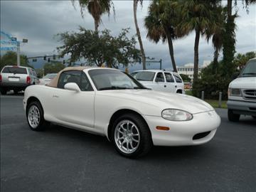 1999 Mazda MX-5 Miata for sale in Fort Pierce, FL