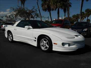 1999 Pontiac Firebird for sale in Fort Pierce, FL