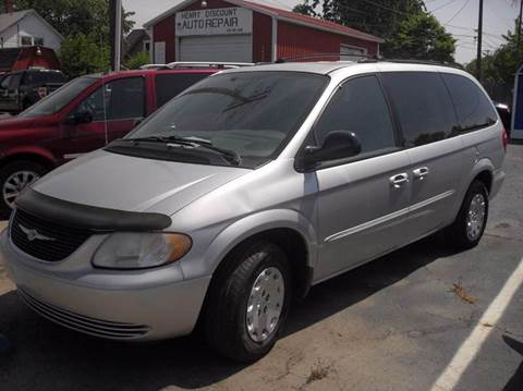 2003 chrysler town and country for sale in indiana. Black Bedroom Furniture Sets. Home Design Ideas