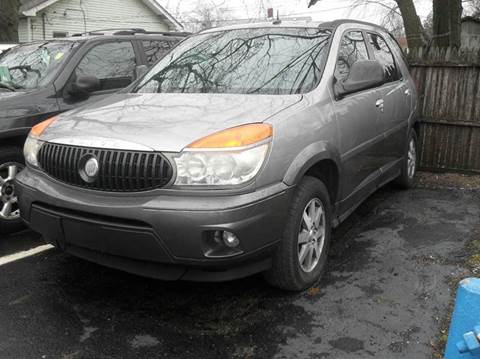 buick rendezvous for sale indianapolis in. Black Bedroom Furniture Sets. Home Design Ideas