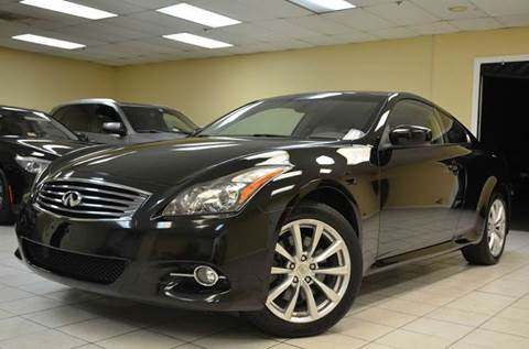 2011 Infiniti G37 Coupe for sale in Manassas, VA