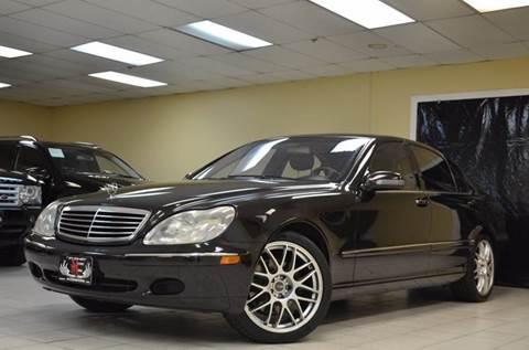 2001 Mercedes-Benz S-Class for sale in Manassas, VA