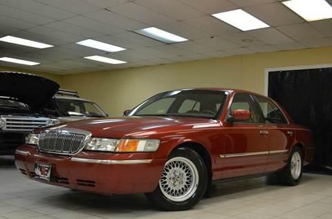 1999 Mercury Grand Marquis for sale in Manassas, VA