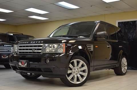 2008 Land Rover Range Rover Sport for sale in Manassas, VA