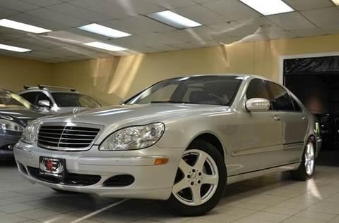 2004 Mercedes-Benz S-Class for sale in Manassas, VA