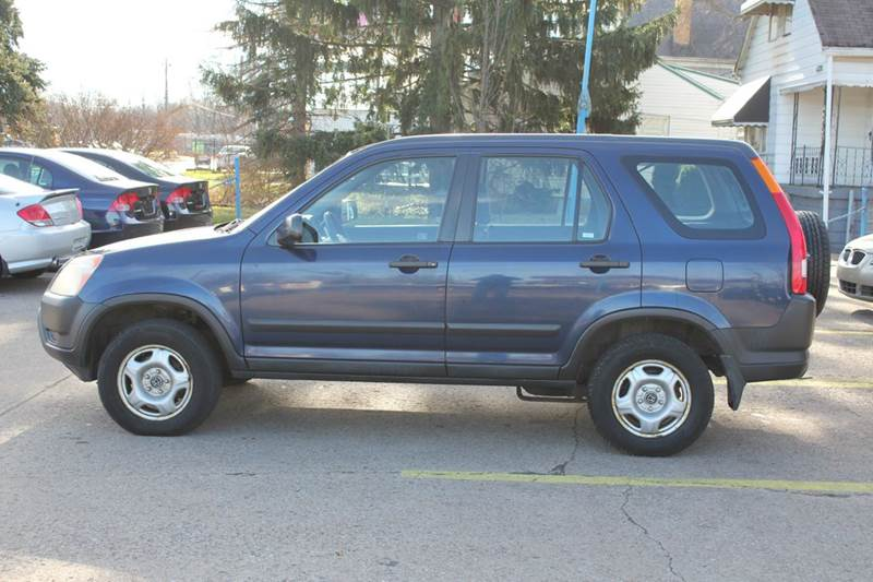 2004 honda cr v lx awd 4dr suv in cleveland oh exclusive auto group. Black Bedroom Furniture Sets. Home Design Ideas