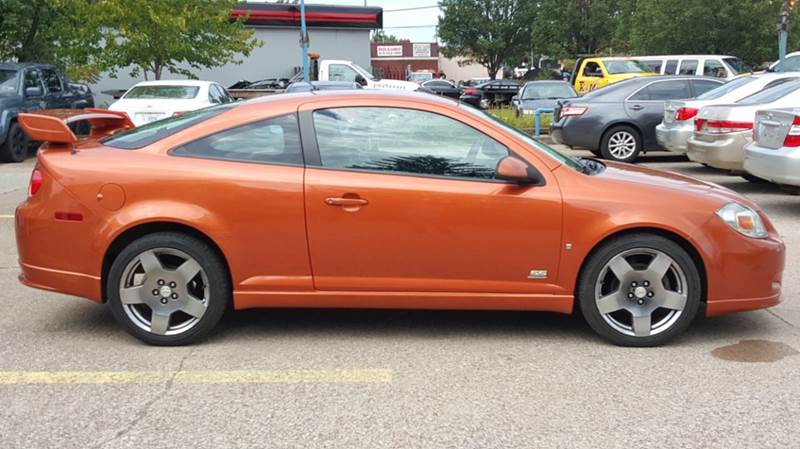 2007 Chevrolet Cobalt SS 2dr Coupe (2L I4) - Cleveland OH