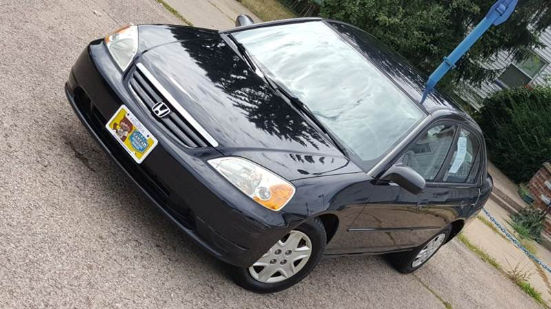 2003 Honda Civic LX 4dr Sedan - Cleveland OH
