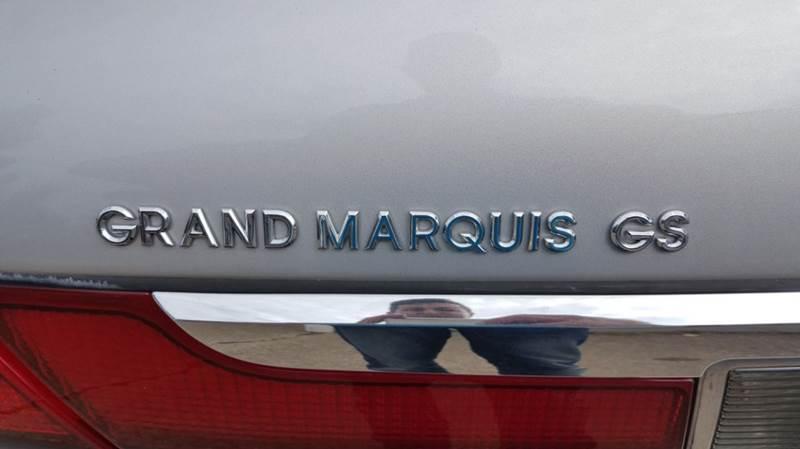 2004 Mercury Grand Marquis GS 4dr Sedan - Cleveland OH