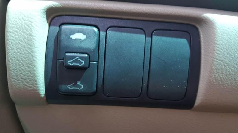 2004 Honda Accord EX w/Leather 4dr Sedan - Cleveland OH