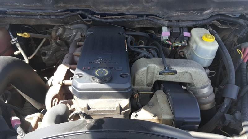 2004 Dodge Ram Pickup 2500 SLT 4dr Quad Cab 4WD SB - Cleveland OH