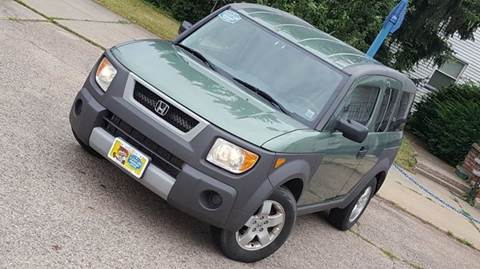 2004 Honda Element for sale in Cleveland, OH