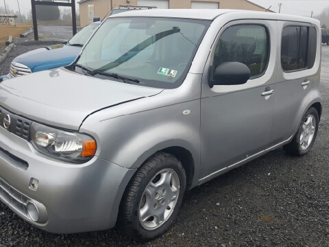 nissan cube for sale in montgomery pa. Black Bedroom Furniture Sets. Home Design Ideas