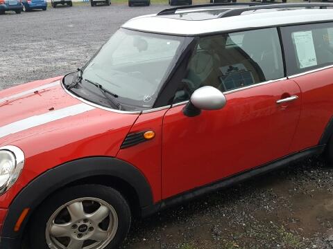 Mini cooper clubman for sale pennsylvania for Euro motors harrisburg pa