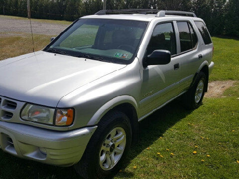2002 Isuzu Rodeo for sale in Montgomery, PA