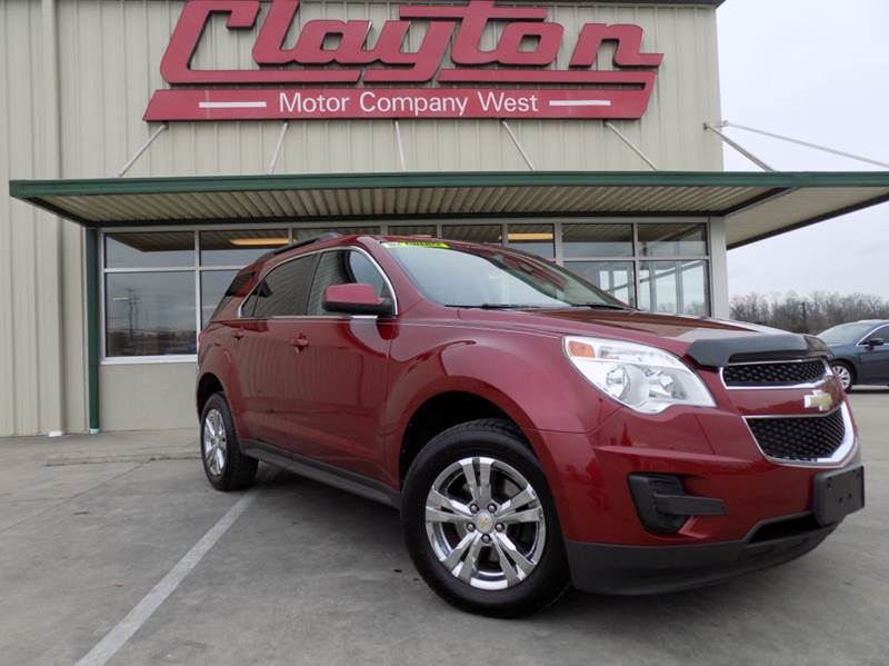 Chevrolet equinox for sale in knoxville tn for Clayton motor co west knoxville tn