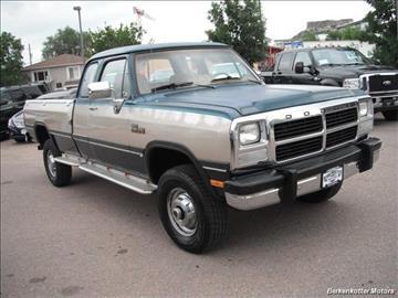 Dodge RAM 250 For Sale  Carsforsalecom