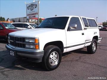 1991 Chevrolet C/K 1500 Series for sale in Brighton, CO