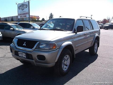2002 Mitsubishi Montero Sport for sale in Brighton, CO
