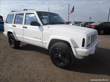 2001 Jeep Cherokee for sale in Brighton, CO