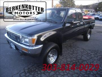 Toyota pickup for sale for North point motors traverse city