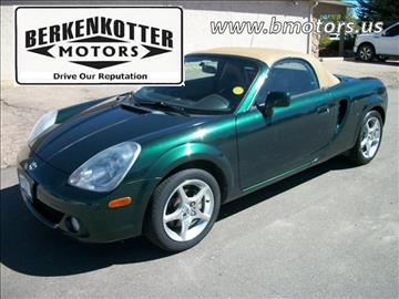 2003 Toyota MR2 Spyder for sale in Brighton, CO