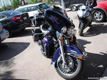 2010 Harley-Davidson Electra Glide for sale in Brighton, CO