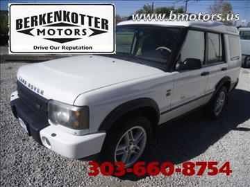 2004 Land Rover Discovery for sale in Brighton, CO