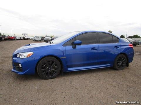 2015 Subaru WRX for sale in Brighton, CO