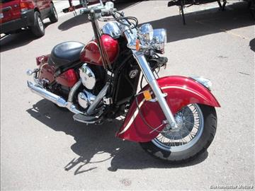 2001 Kawasaki Vulcan 1500 for sale in Brighton, CO