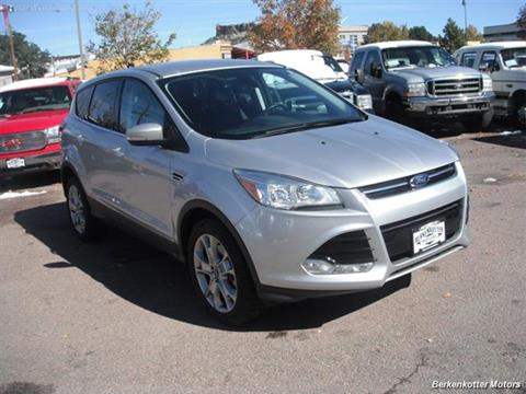2013 Ford Escape for sale in Brighton, CO