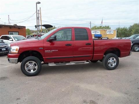 2006 Dodge Ram Pickup 2500 for sale in Brighton, CO
