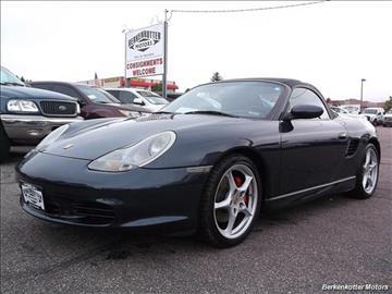 2004 Porsche Boxster for sale in Brighton, CO