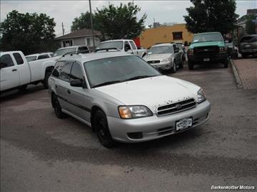 2002 Subaru Legacy for sale in Brighton, CO