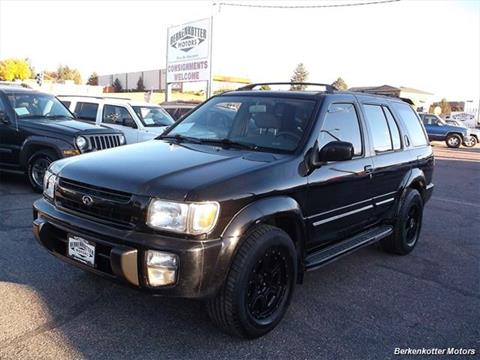 1999 Infiniti QX4 for sale in Brighton, CO