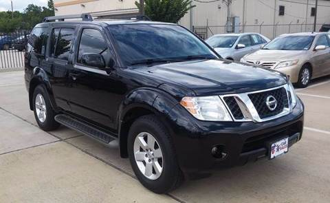 2012 Nissan Pathfinder for sale in Houston, TX