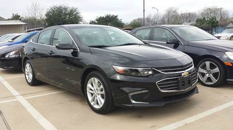Ron Carter Clear Lake >> 2016 Chevrolet Malibu For Sale Houston, TX - Carsforsale.com