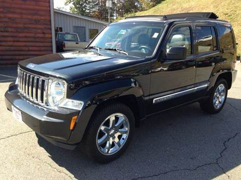 2012 Jeep Liberty for sale in Murphy, NC