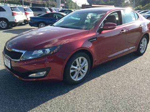 2013 Kia Optima for sale in Murphy, NC