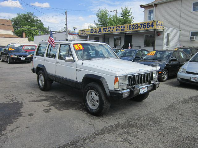 used 1989 jeep cherokee for sale   carsforsale