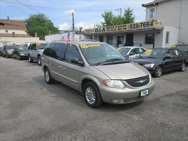 2003 Chrysler Town and Country for sale in Chicago IL