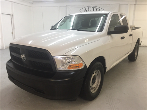 2012 RAM Ram Pickup 1500 for sale in Canton, OH