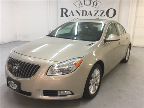2012 Buick Regal for sale in Canton, OH