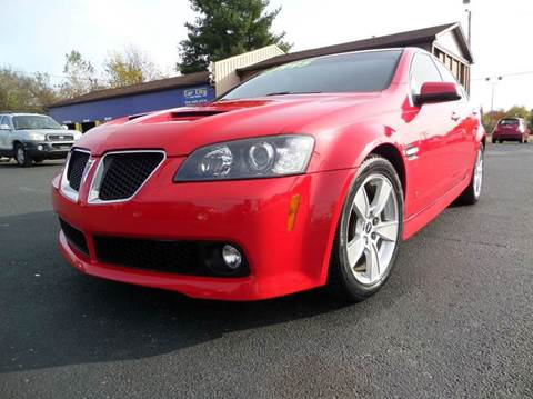 2009 pontiac g8 for sale in louisville ky. Black Bedroom Furniture Sets. Home Design Ideas