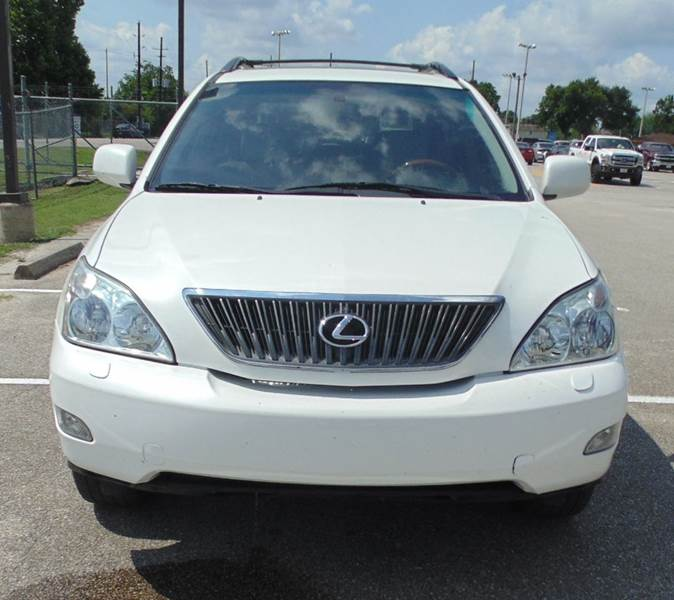 2007 Lexus RX 350 Base 4dr SUV - Houston TX