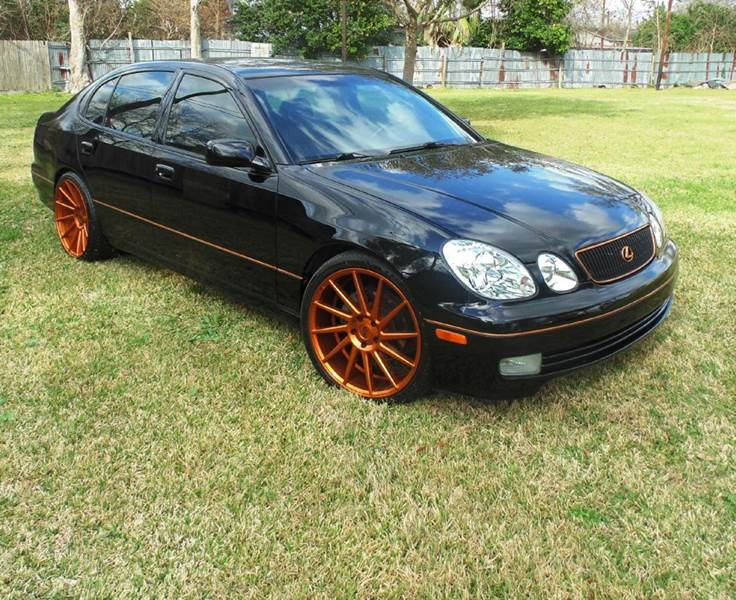 2003 Lexus GS 300 4dr Sedan - Houston TX