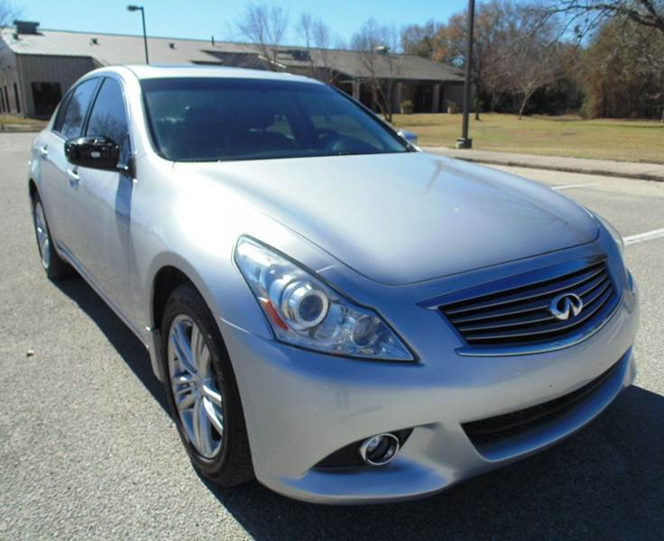 2011 Infiniti G37 Sedan Awd X 4dr Sedan In Houston Tx Texas