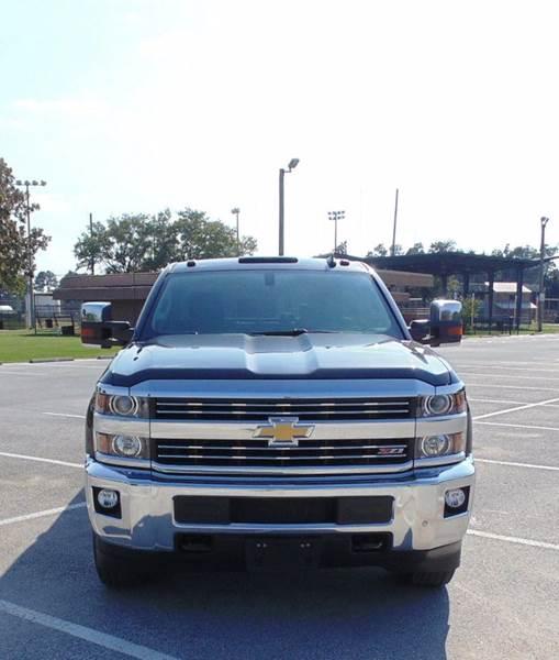 2015 Chevrolet Silverado 2500HD LTZ 4x4 4dr Crew Cab SB - Houston TX
