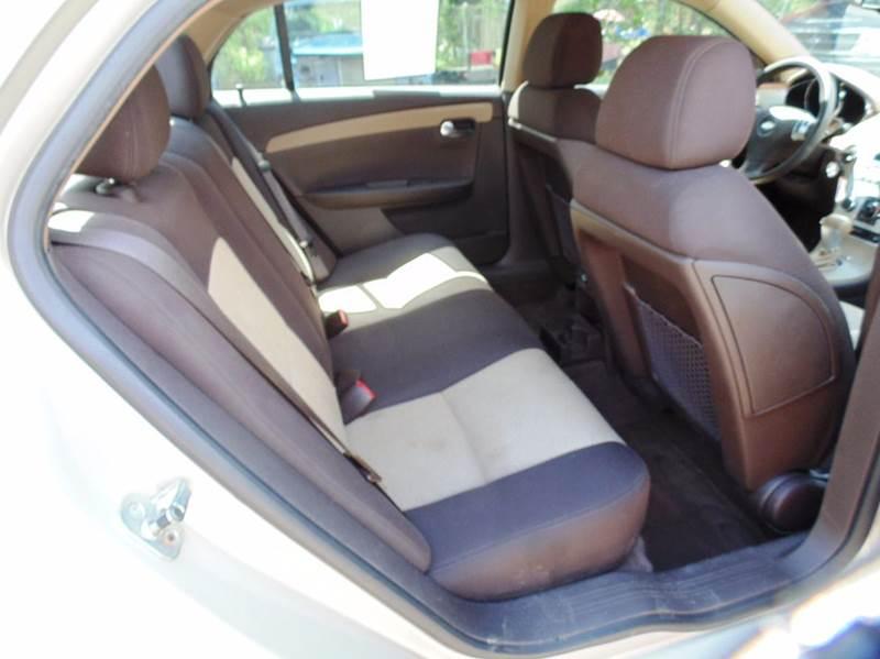 2009 Chevrolet Malibu LT1 4dr Sedan - Houston TX