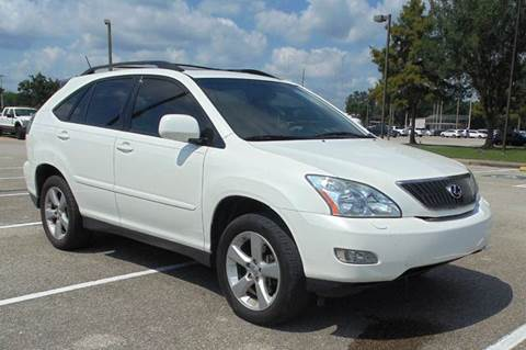 2007 Lexus RX 350 for sale in Houston, TX